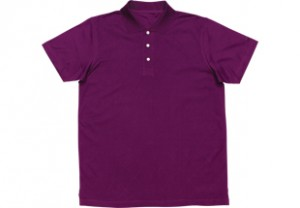 ALU01-purple Polo