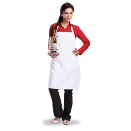 Bib Apron. R115,00  . 350,00 MT.  38,00 USD available in various colour.