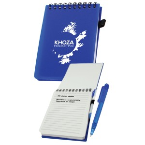 FALCON NOTEBOOK  WITH PEN