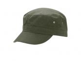 Fidel olive cap