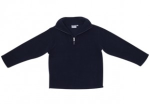 KPF01-kids quarter sweater