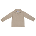 KPF02-kids quarter sweater