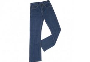 LDM01-ladies denim pants