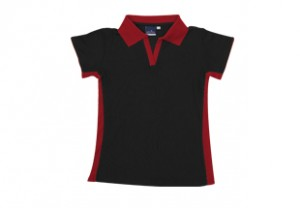 LSP01-ladies spring polo