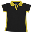 LSP02-ladies spring polo
