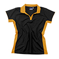 LSP03-ladies spring polo