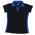 LSP04-ladies spring polo