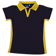 LSP05-ladies spring polo