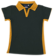 LSP06-ladies spring polo