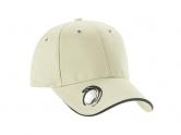 Magnetic stone black cap