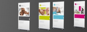 Roll up Banners standard