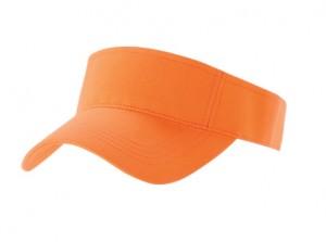 Sunvisor orange