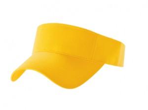 Sunvisor yellow