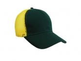 Trucker bottlegold cap