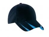V-Slit navypowderblue cap