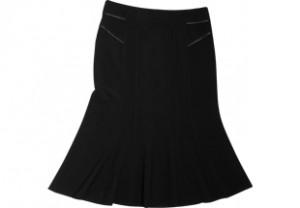 YLF01-yasmine ladies flare skirt