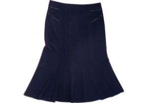 YLF02-yasmin ladies flare skirt