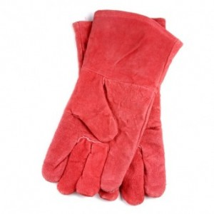 red heat resistant glove. R170,00. 510,00 MT.  51,00 USD