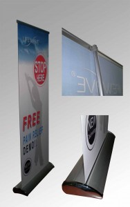 roll up banners executive