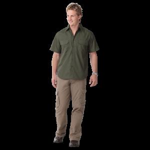 LO-FRO. CAMO. Frontier shirt