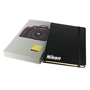 MADRID NOTEBOOK IN GIFT SET