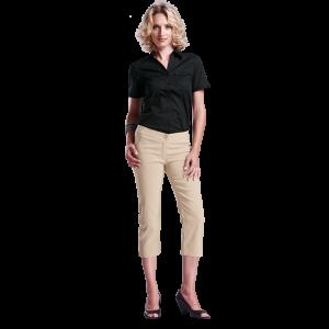 ladies statement crop pants