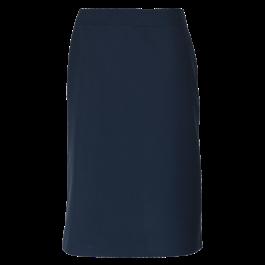 ladies statement skirt blue